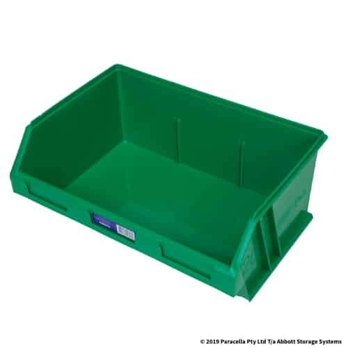 PL29240 Parts Bin Ultra 410w x 275d x 165h Green