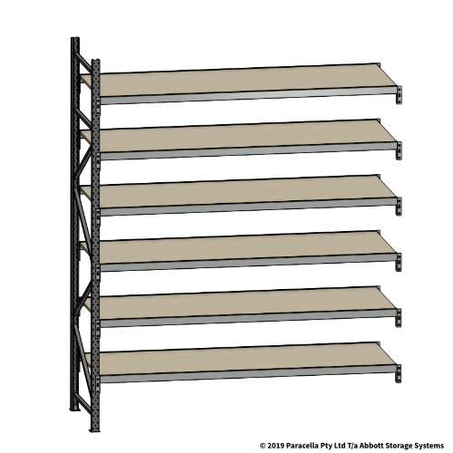 Open Span OS42961 3000Hx2400Wx900D Add-On Bay