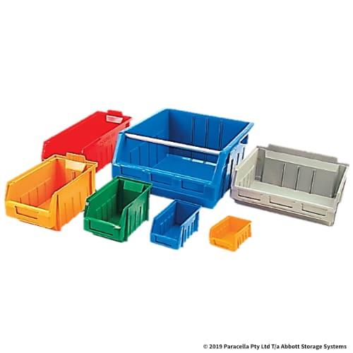 Parts Bins & Components