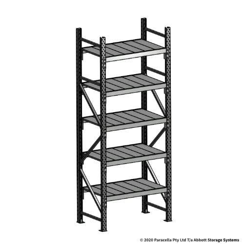 Open Span OS43849 2500H 900W 600D Steel Shelf Panels Initial