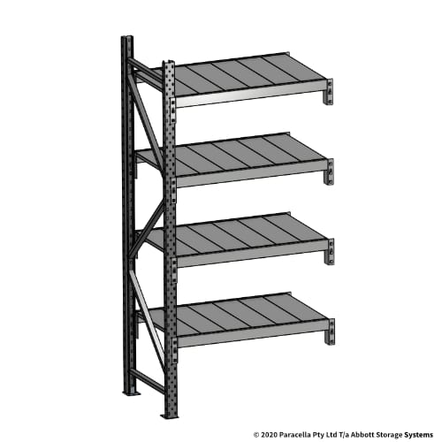 Open Span OS43799 2000H 900W 600D Steel Shelf Panels Add-On
