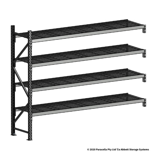Open Span OS44840 2000Hx2400Wx600D Add-On Bay