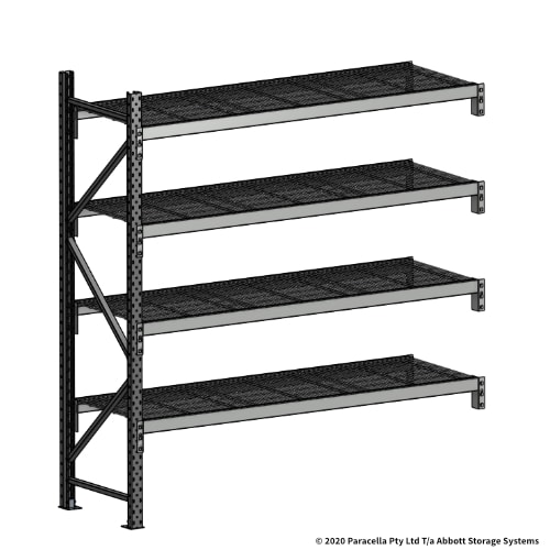 Open Span OS44820 2000Hx1800Wx600D Add-On Bay