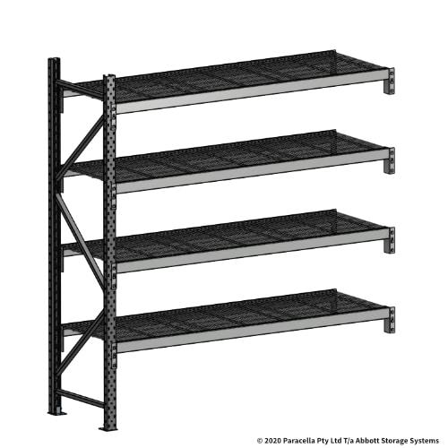 Open Span OS44820 2000H 1800W 600D Wire Shelf Panels Add-On