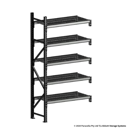 Open Span OS44860 2500Hx1200Wx600D Add-On Bay