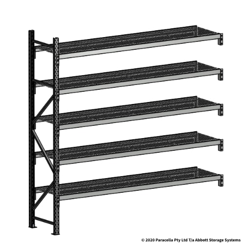 Open Span OS44900 2500Hx2400Wx600D Add-On Bay