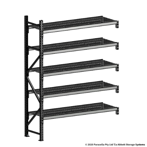 Open Span OS44880 2500Hx1800Wx600D Add-On Bay