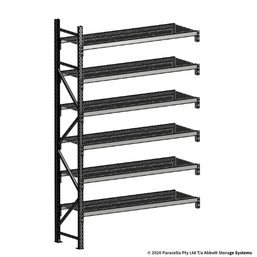 Open Span OS44940 3000Hx1800Wx600D Add-On Bay