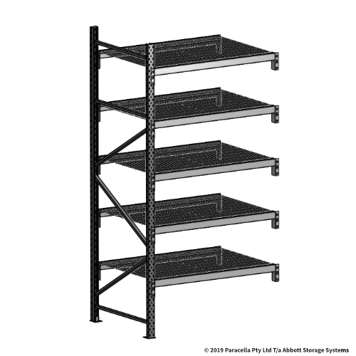 Open Span OS43040 2500Hx1200Wx900D Add-On Bay