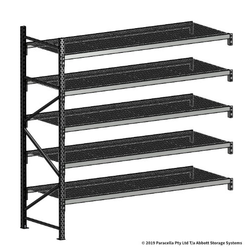 Open Span OS43079 2500Hx2400Wx900D Add-On Bay