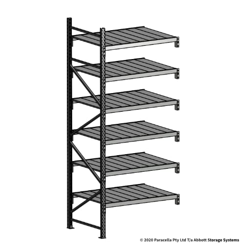 Open Span OS43100 3000Hx1200Wx900D Add-On Bay