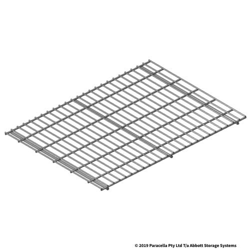 600W x 555D Wire Shelf Panel