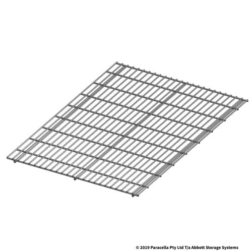 600W x 855D Wire Shelf Panel