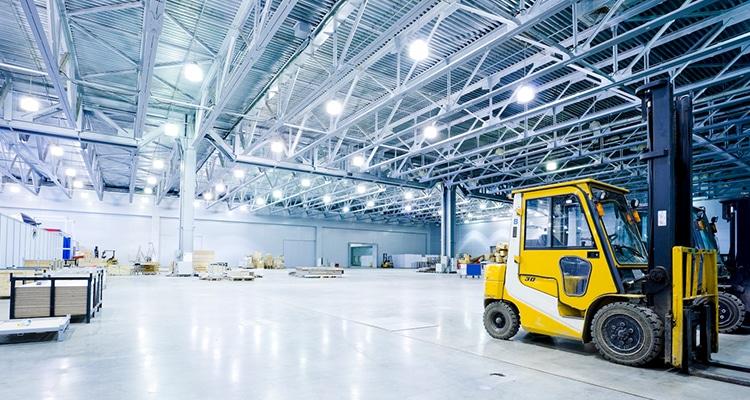 Warehouse Lighting