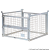 825H Bolt On Pallet Cage