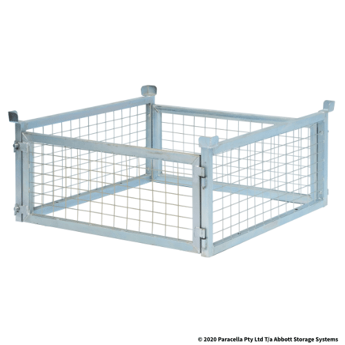 PS73111 500H Bolt On Pallet Cage