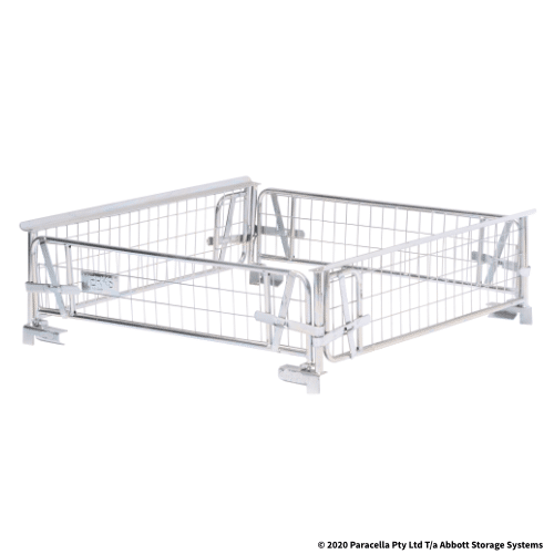 PS73210 Clamp on Cage 300H