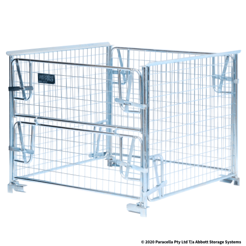 PS73212 Clamp on Cage 900H