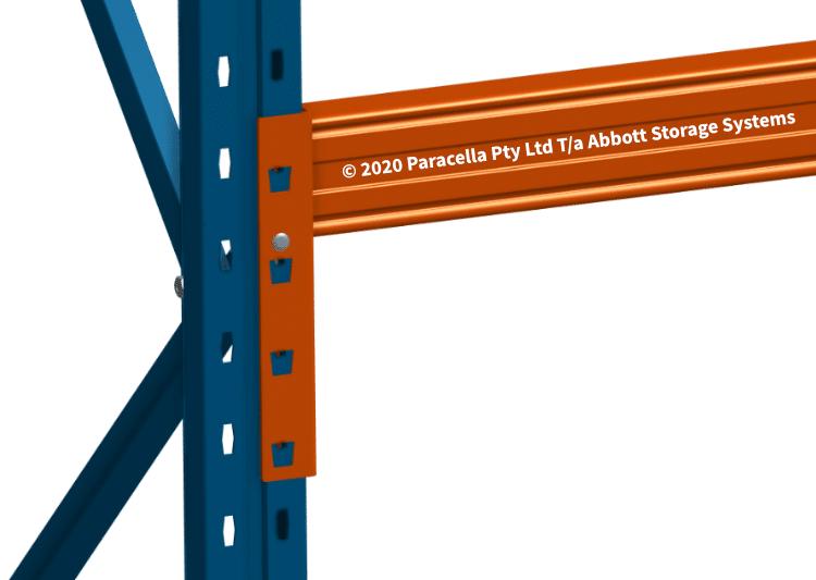 Beam Connector - Pallet Racking Frame, Beam & Safety Retaining Pin