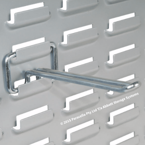 150mm Wire Loop Hook