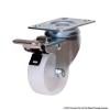 Medium Duty Industrial Castor 125kg Capacity