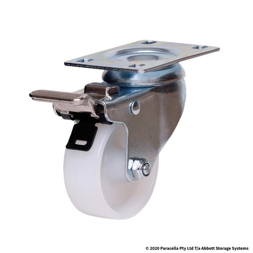 OS42600 Medium Duty Industrial Castor 125kg Capacity