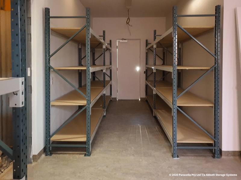 Open Span Shelving Particle Board