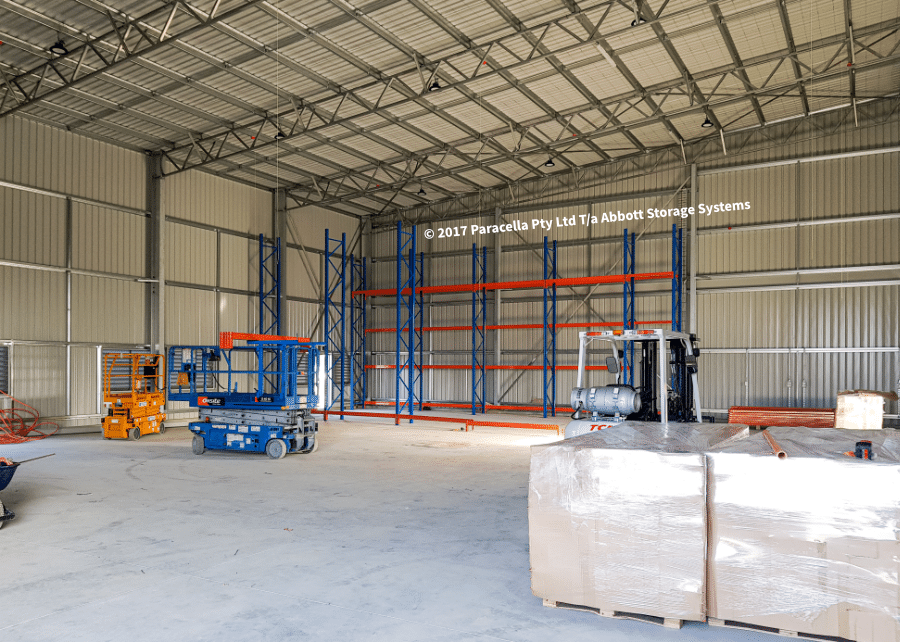 BMT Warehouse Fitout