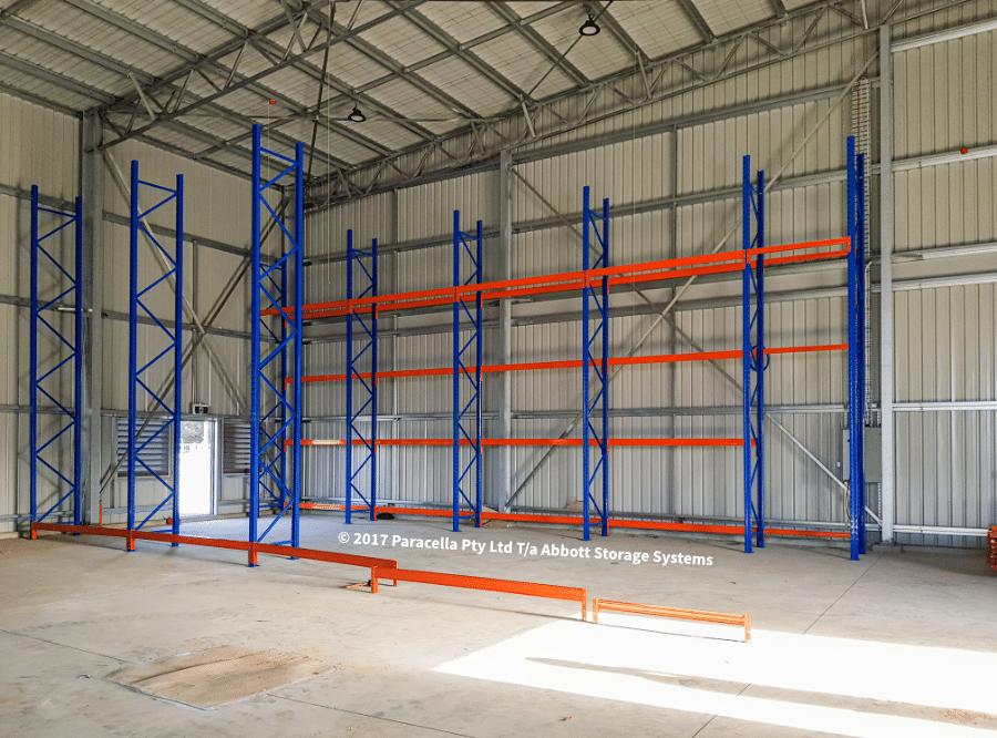 BMT Warehouse Selective Pallet Racking WA