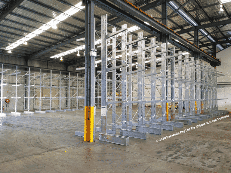 Valmont Warehouse Fitout