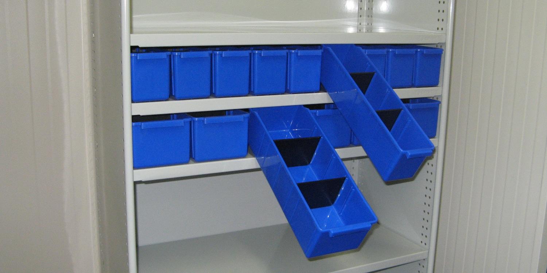 Storage Problems Parts Trays - Homepage Slider
