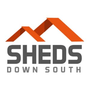 Sheds Down South Logo