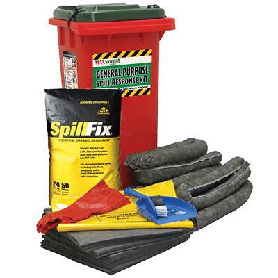 120L General Purpose Spill Kit - WS03110