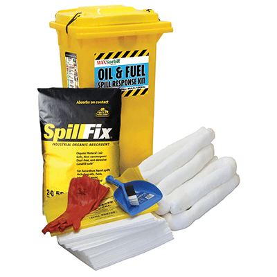 120L Oil and Fuel Spill Kit - WS03210