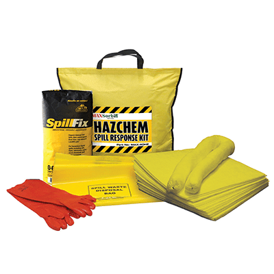 40L Hazchem Spill Kit - WS01310