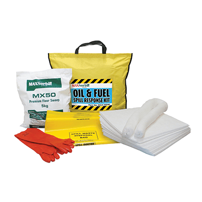 40L Oil and Fuel Spill Kit - WS01210