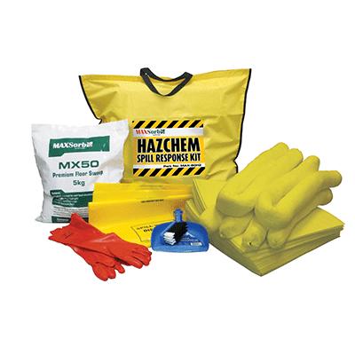 80L Hazchem Spill Kit - WS02310