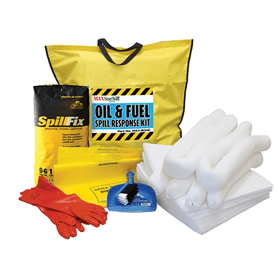 80L Oil and Fuel Spill Kit - WS02210