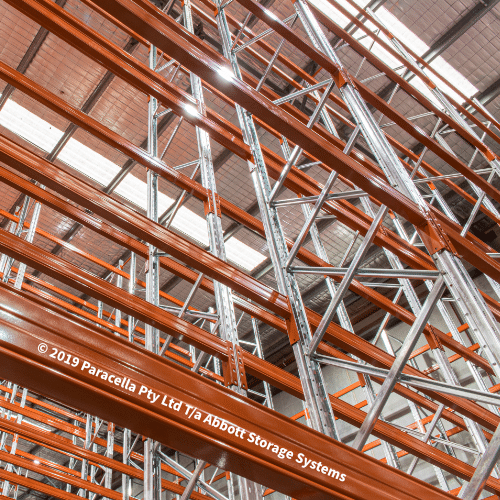 Selective Pallet Racking - Pre-Galvanised FInish