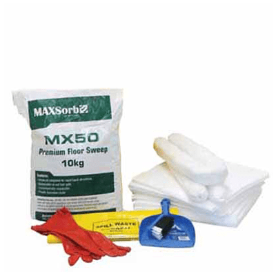 120L Economy Oil and Fuel Refill Spill Kit - WS03520