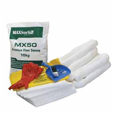 120L Oil and Fuel Refill Spill Kit - WS03220