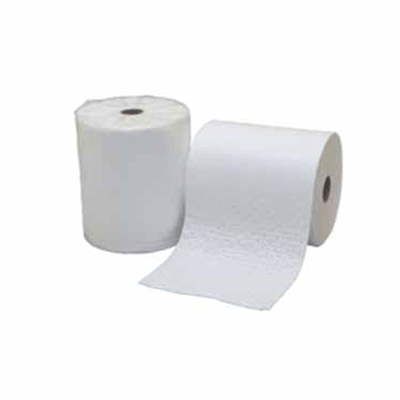 WS00251 - Oil & Fuel Absorbent Roll 410mm X 61M 200gsm
