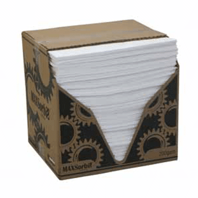 200gsm Oil and Fuel Pads 200 Pack - WS00232