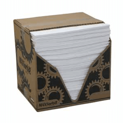 380gsm Oil and Fuel Pads 100 Pack - WS00231