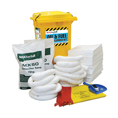 400L Oil and Fuel Spill Kit - WS05210