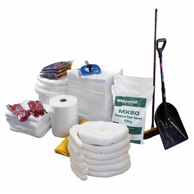 770L Oil and Fuel Refill Spill Kit - WS06220