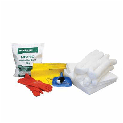 80L Oil and Fuel Refill Spill Kit - WS02220