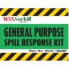 General Purpose Spill Kit Label 120L