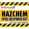 Hazchem Spill Kit Label 240L