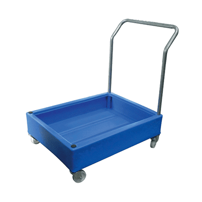 MH25013 - Poly Bunded Trolley